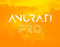 ANURATI Pro Typeface