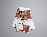 Trifold Brochure and Business Card