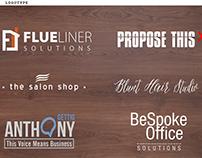 Logo design selection