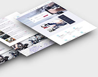 Car Repair Shop WordPress Theme