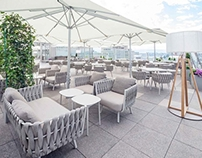 Roof Terrace Moscow