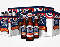 Samuel Adams Boston Lager Independence Line Up