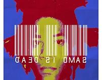 Basquiat Printed poster