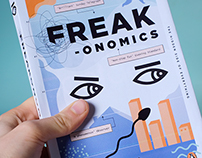 Penguin Award Entry | Freakonomics