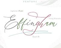 Free Galgadot Handwritten Font