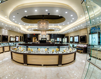 Interior Design Award- Belle Jewelers: Leslie McGwire