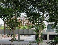 南京艺术学院 砼展厅