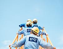 Логотип строительной компании БМС
