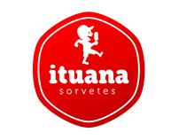 Logo Sorveteria Ituana