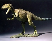 Thomas R. Dickens Yangchuanosaurus Model Kit
