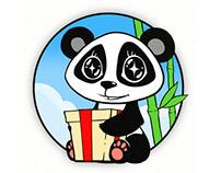 Бесплатная панда (Logo)