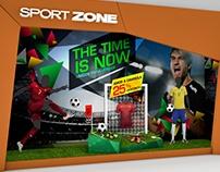 Sportzone // Mundial 2014