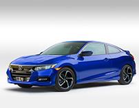Honda Accord Hatch & Coupe