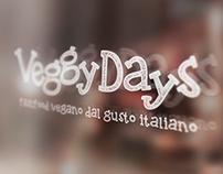 VeggyDays - brand identity