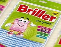 Criação de Embalagem Briller