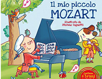 Childrenbooks - ll mio piccolo MOZART APE JUNIOR