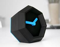Relógio 3D Print