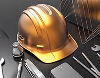 Museum Construction - Branding
