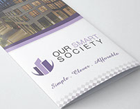 Our Smart Society - Trifold Brochure