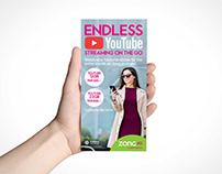 Flyer Design | Endless YouTube Streaming