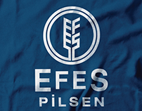 Efes Pilsen Corporate Identity Design