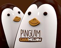 Pinguim Caramellow - Branding