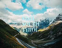 VISIT SOUTH TYROL (WIP)