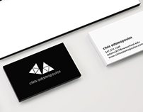 Chris Adamopoulos Identity Design