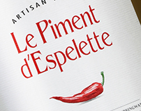 Summum Vodka - Le Piment d'Espelette
