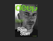 Deep House Magazine #2 - Riva Starr