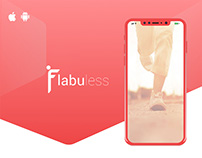 Flabuless - Motivational social wellness App