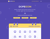 Dopeicon Weekly Updated High Quality Growing Icon Pack