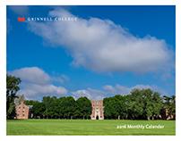 Grinnell College 2016 Calendar