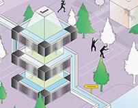 Pura: The Future Urban Plan of Kruisberg 1