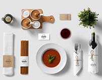 MoockUp & Brand Identity