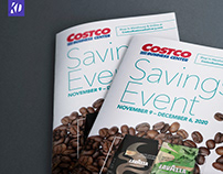 Costco Business Center - Savings Event Book Redesign
