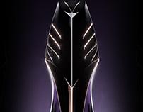 Anubis Luxury Perfume Concept.