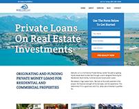 Real Estate Website Design - Rebucks LLC