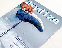Oxydize Magazine - Editorial Design & Web Design