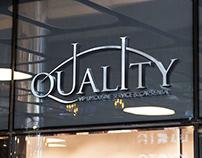 Quality Rent a Car Logo Design