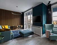 GIN&TONIC - interior design / 2018