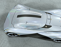 OTTO- Autonomous Coupe
