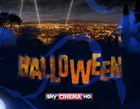 SKY Cinema - Halloween ident customization