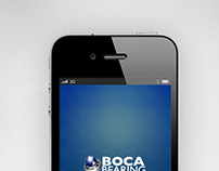 App -  Boca Bearings