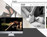 PAIO-CRAFT YOUR SHOE COLLECTIONS