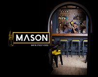 Mason Bar - Mexico City