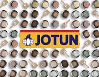 Motion graphics design for JOTUN.