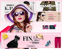 Fashion Online Store