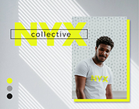 Logo Design // NYX Collective