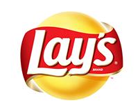 Lay's Potatoes - POP Materials